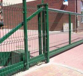 stumdomi kiemo vartai 3