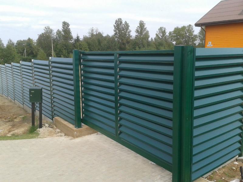 tvoru montavimas vartai