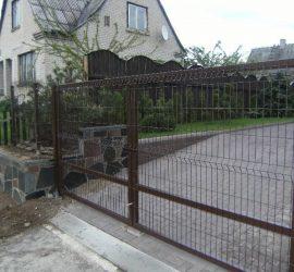 Varstomi kiemo vartai 1