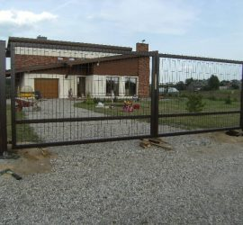 Varstomi kiemo vartai 6