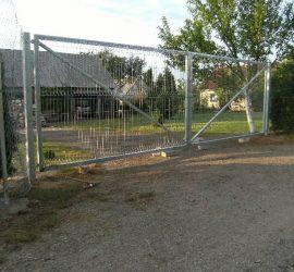 Varstomi kiemo vartai 7