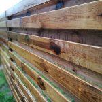 tvoros kaina medinė horizontali dvipusė