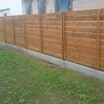 tvoros kaina medinė horizontali vienpusė 2