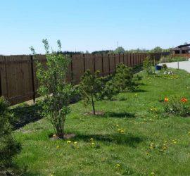 tvoros kaina medinė vertikali vienpusė 1
