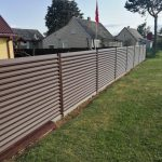 tvoros kaina skardinės žaliuzi
