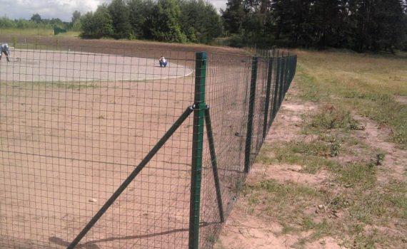 metalinės tvoros tinklas tinklinės