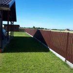 skardinės tvoros vertikalios 3