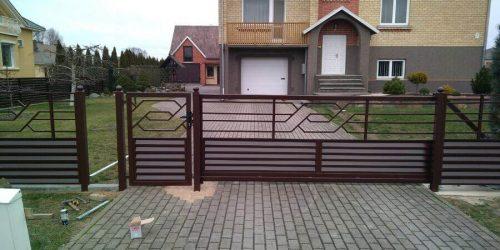 stumdomi vartai 31